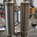 CHAUDRONNERIE-Filtration-Corps de filtres